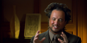 ancient aliens guy